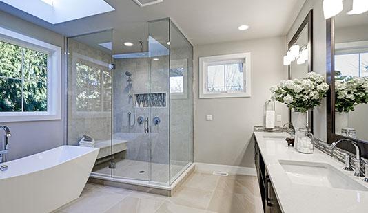 Plumbing-Bathrooms