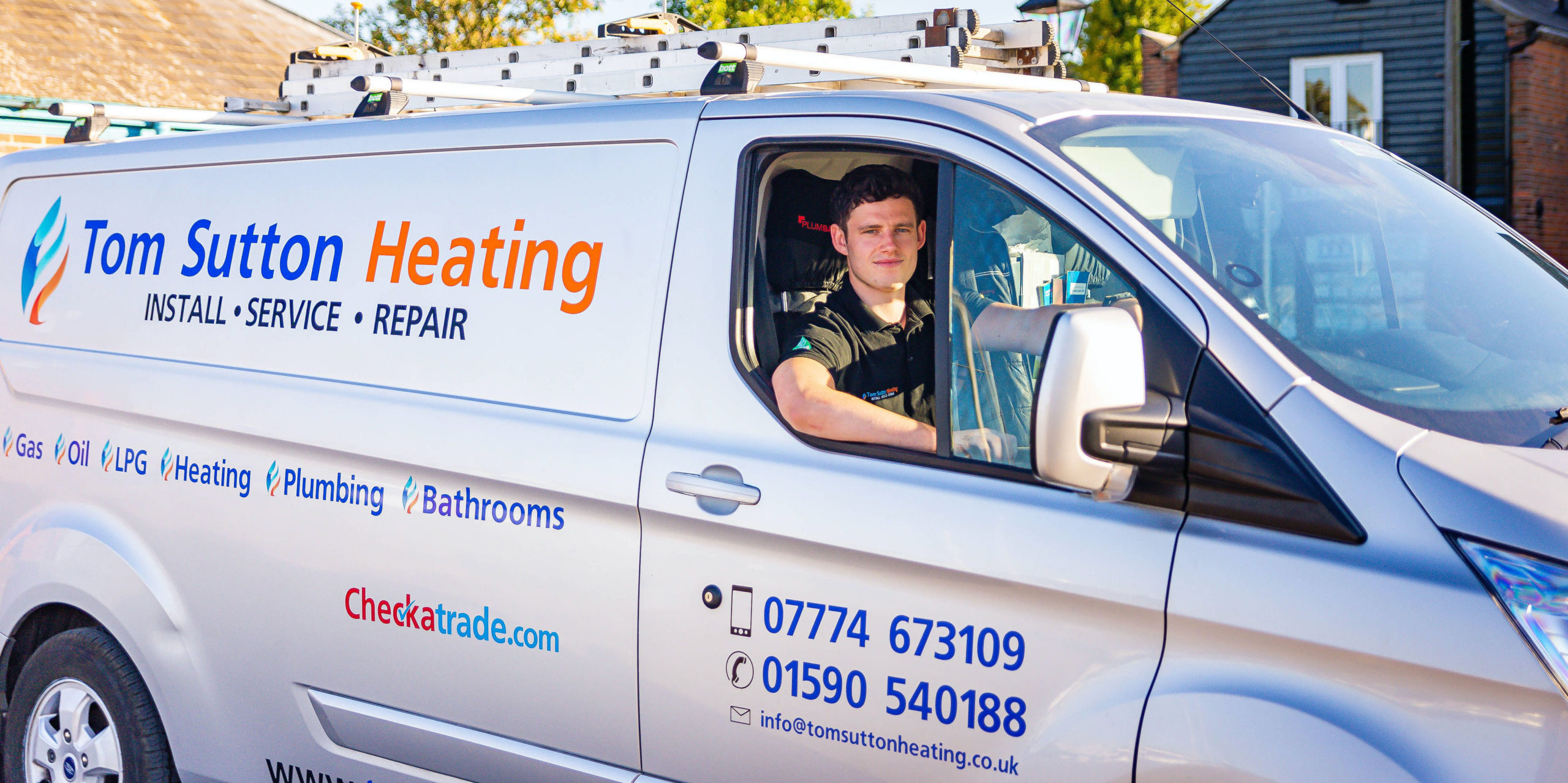 Boiler Installations by Tom Sutton Heating